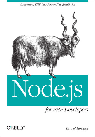 Okładka książki/ebooka Node.js for PHP Developers. Porting PHP to Node.js
