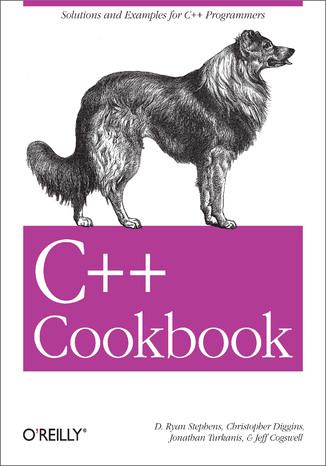 Okładka książki C++ Cookbook