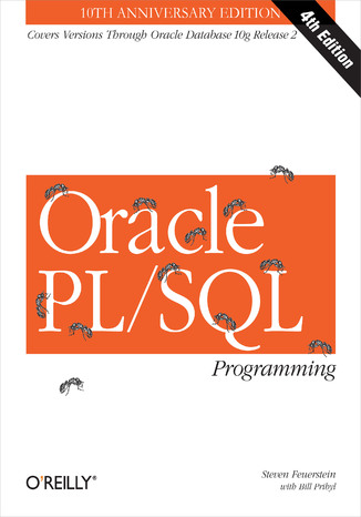 Okładka książki/ebooka Oracle PL/SQL Programming. 4th Edition