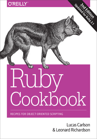 Okładka książki/ebooka Ruby Cookbook. 2nd Edition