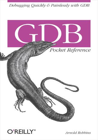 Okładka książki/ebooka GDB Pocket Reference