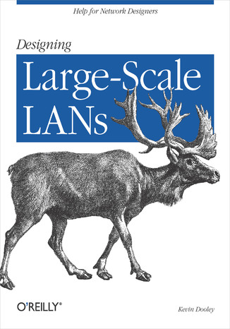 Okładka książki Designing Large Scale Lans