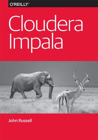 Okładka książki/ebooka Cloudera Impala