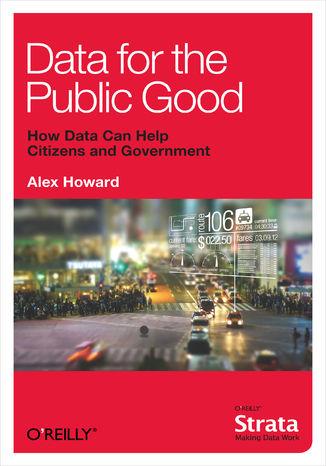 Okładka książki/ebooka Data for the Public Good