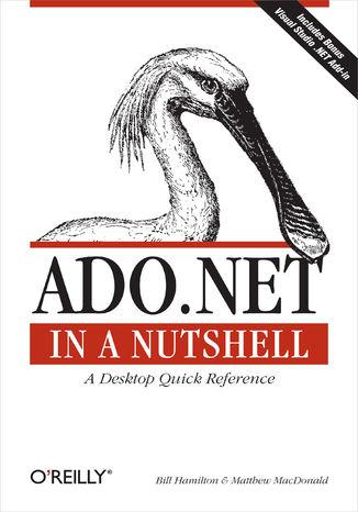 Okładka książki/ebooka ADO.NET in a Nutshell