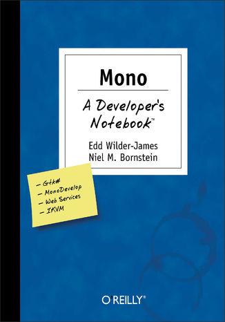 Okładka książki/ebooka Mono: A Developer's Not