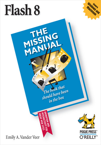 Okładka książki Flash 8: The Missing Manual
