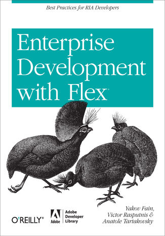 Okładka książki Enterprise Development with Flex. Best Practices for RIA Developers