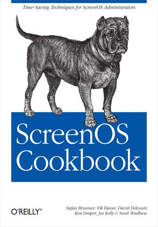 Okładka książki ScreenOS Cookbook