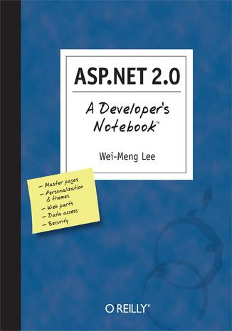 Okładka książki ASP.NET 2.0: A Developer's Not