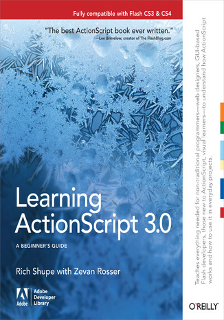 Okładka książki Learning ActionScript 3.0. The Non-Programmer's Guide to ActionScript 3.0