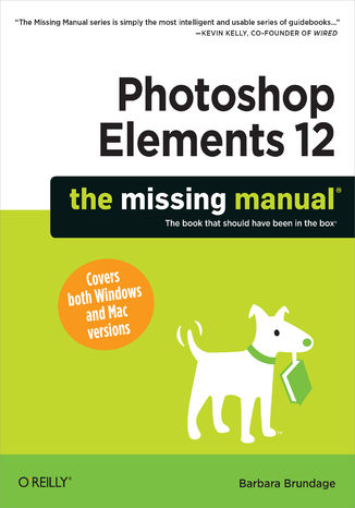 Okładka książki/ebooka Photoshop Elements 12: The Missing Manual