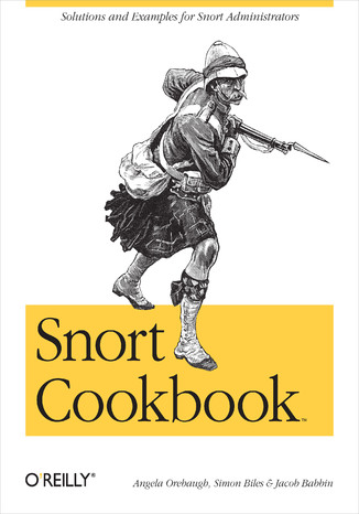 Okładka książki/ebooka Snort Cookbook