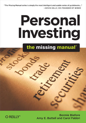 Okładka książki/ebooka Personal Investing: The Missing Manual