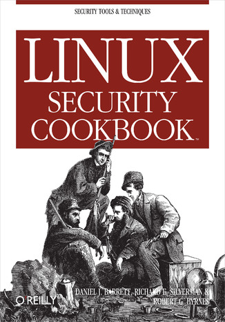 Okładka książki/ebooka Linux Security Cookbook