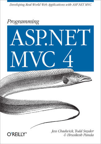 Okładka książki Programming ASP.NET MVC 4. Developing Real-World Web Applications with ASP.NET MVC
