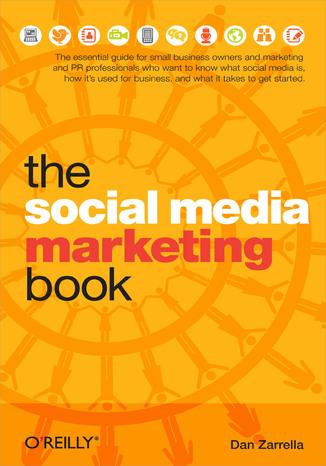 Okładka książki The Social Media Marketing Book