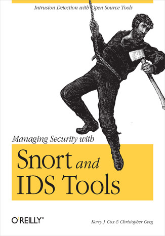 Okładka książki/ebooka Managing Security with Snort & IDS Tools