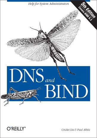 Okładka książki DNS and BIND. 5th Edition