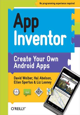 Okładka książki/ebooka App Inventor
