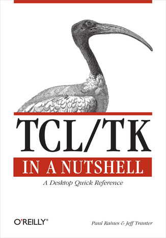 Okładka książki/ebooka Tcl/Tk in a Nutshell