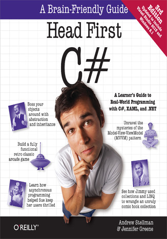 Ebook Head First C#. A Learner's Guide to Real-World Programming with C#, XAML, and .NET. 3rd Edition