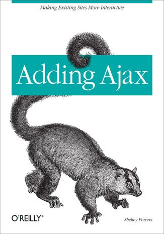 Okładka książki/ebooka Adding Ajax