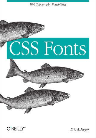 Okładka książki/ebooka CSS Fonts. Web Typography Possibilities