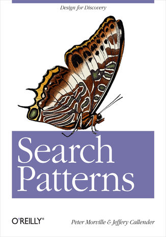 Okładka książki/ebooka Search Patterns. Design for Discovery