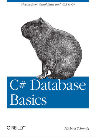 Okładka książki/ebooka C# Database Basics. Moving from Visual Basic and VBA to C#