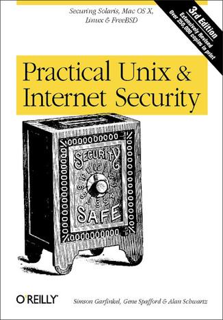 Okładka książki Practical UNIX and Internet Security. 3rd Edition