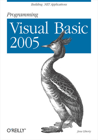 Okładka książki Programming Visual Basic 2005
