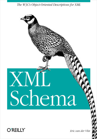 Okładka książki XML Schema. The W3C's Object-Oriented Descriptions for XML