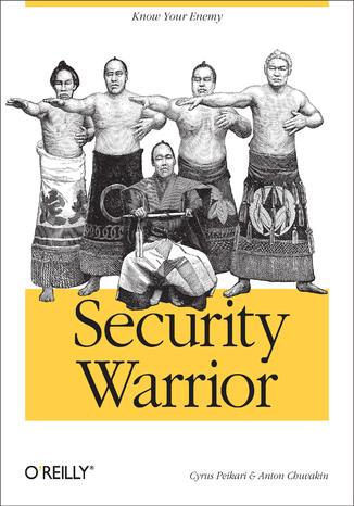 Okładka książki/ebooka Security Warrior