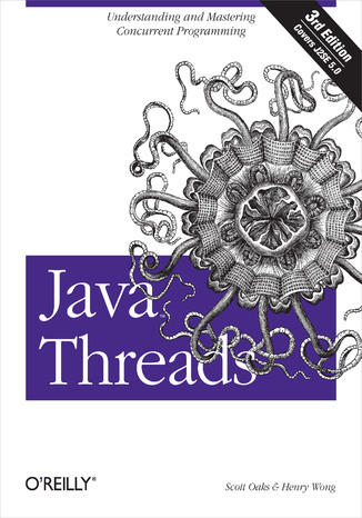 Okładka książki/ebooka Java Threads. 3rd Edition
