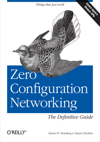 Okładka książki/ebooka Zero Configuration Networking: The Definitive Guide. The Definitive Guide