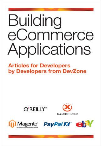 Okładka książki/ebooka Building eCommerce Applications