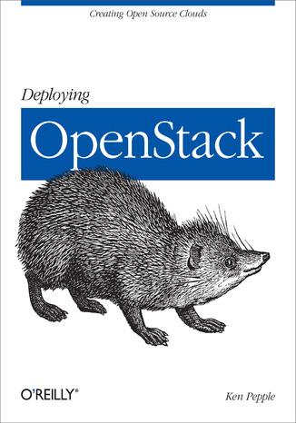 Okładka książki Deploying OpenStack