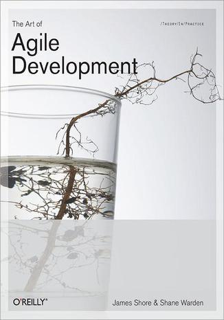 Okładka książki The Art of Agile Development