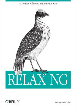 Okładka książki/ebooka RELAX NG
