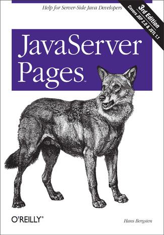 Okładka książki JavaServer Pages. 3rd Edition