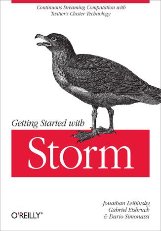 Okładka książki/ebooka Getting Started with Storm