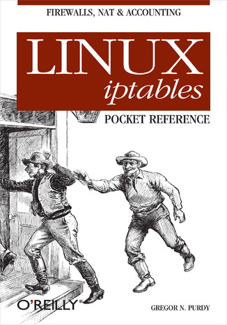 Okładka książki/ebooka Linux iptables Pocket Reference