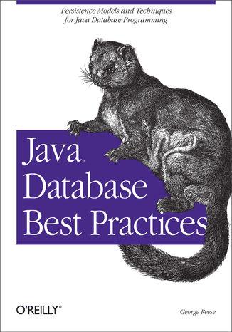 Okładka książki/ebooka Java Database Best Practices. Persistence Models and Techniques for Java Database Programming