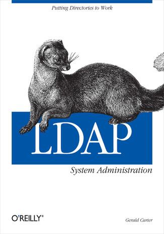 Okładka książki/ebooka LDAP System Administration
