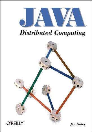 Okładka książki/ebooka Java Distributed Computing