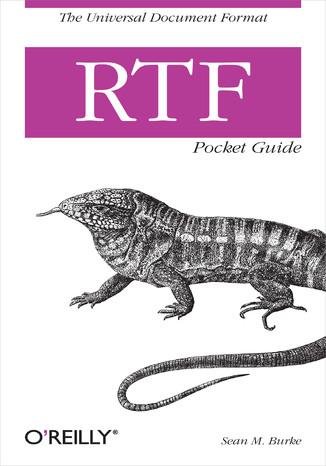 Okładka książki/ebooka RTF Pocket Guide