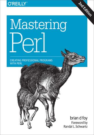 Okładka książki/ebooka Mastering Perl. 2nd Edition