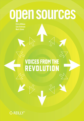 Okładka książki Open Sources. Voices from the Open Source Revolution