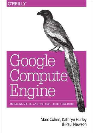 Okładka książki/ebooka Google Compute Engine
